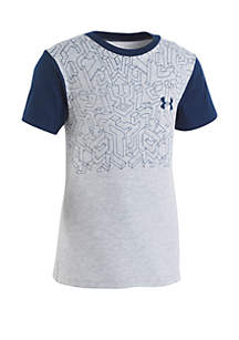 Under Armour® Boys 4-7 Trileido T Shirt