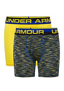 Under Armour® Boys 8-20 Twist Performance Boxer Set