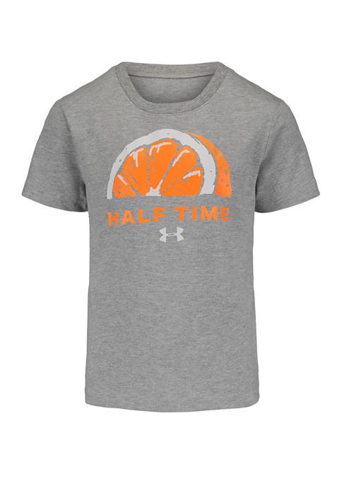 Under Armour® Boys 4-7 Half Time T-Shirt