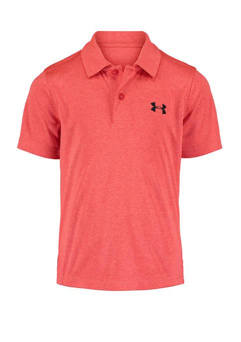 Under Armour® Boys 4-8 Polo Shirt