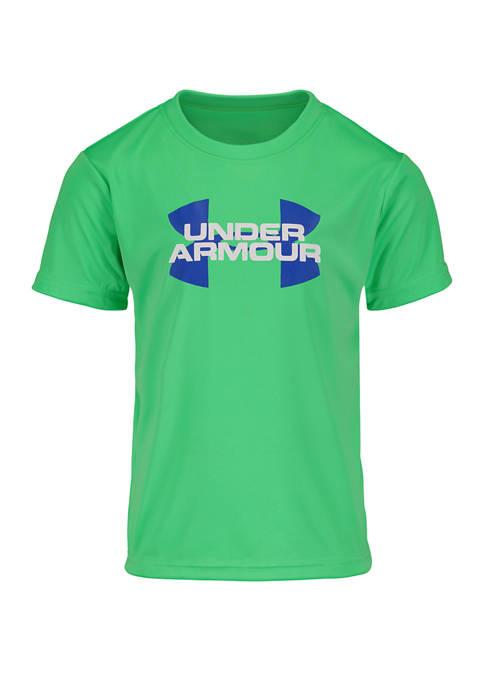 Under Armour® Boys 4-7 Velocity Logo T-Shirt