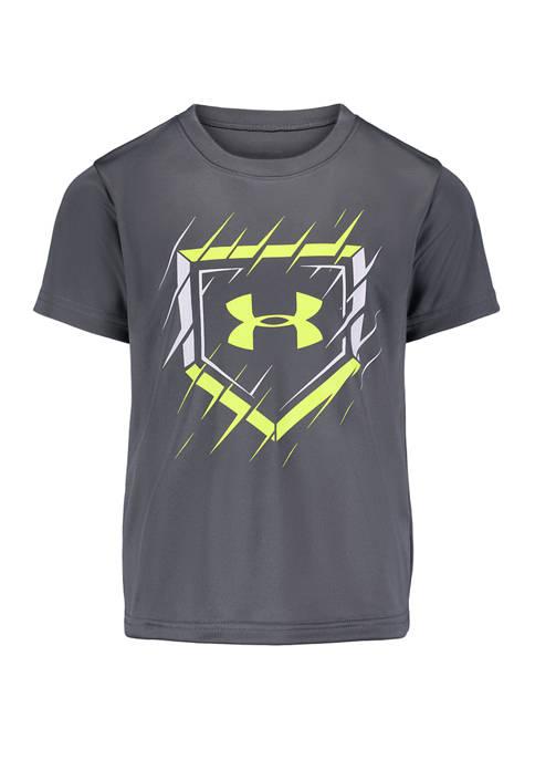 Boys 4-7 Slashed Home Plate T-Shirt