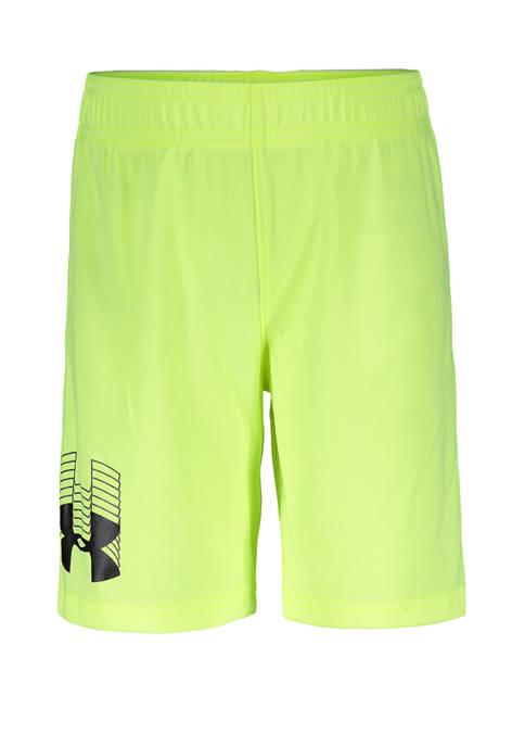 Under Armour® Boys 4-7 Prototype Logo Shorts