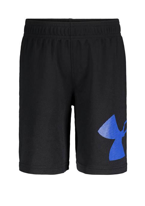 Under Armour® Boys 4-7 Mesh Striker Shorts