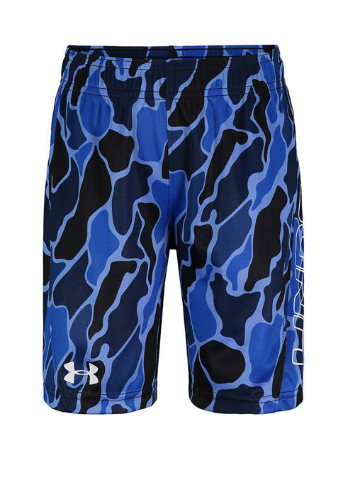 Under Armour® Boys 4-7 Diverge Multi Boost Shorts