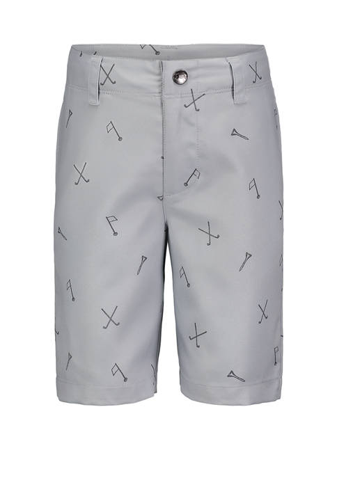 Under Armour® Boys 4-7 Golf Icon Shorts