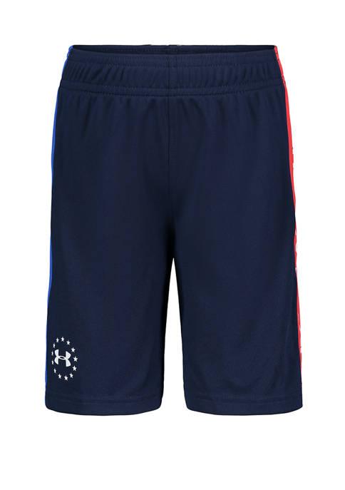 Under Armour® Boys 4-7 Americana Shorts