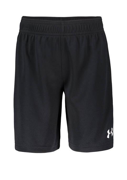 Under Armour® Boys 4-7 Logo Shorts