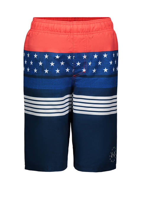 Under Armour® Boys 4-7 Stars and Stripes Volley