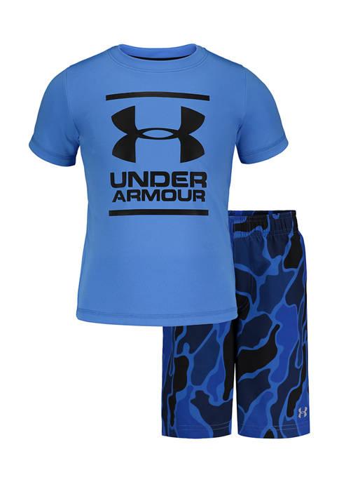 Under Armour® Boys 4-7 Diverge Volley Set