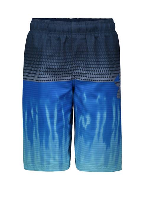 Boys 8-20 Velocity Swim Volley Shorts
