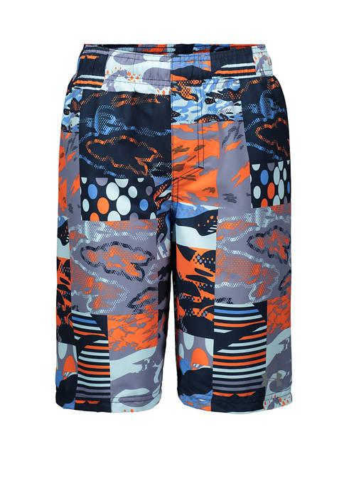 Under Armour® Boys 8-20 Striker Swim Volley Shorts