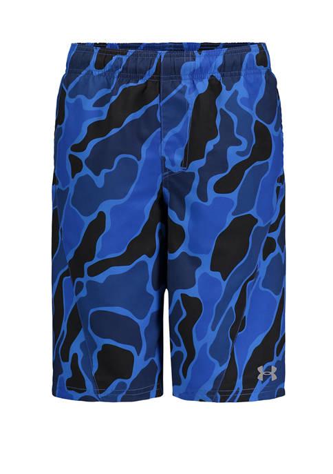 Under Armour® Boys 8-20 Diverge Swim Volley Shorts
