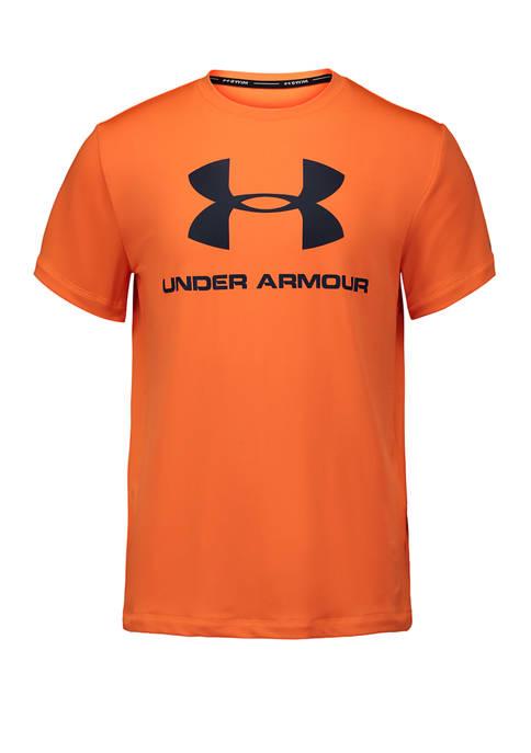 Boys 8-20 Big Logo Surf Shirt