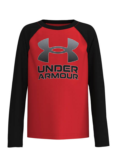 Boys 4-7 Symbol Raglan Sleeve Shirt