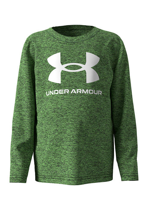 Under Armour® Boys 4-7 Big Symbol Twist Long