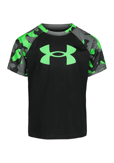 Boys 4-7 Fury Branded Short Sleeve T-Shirt