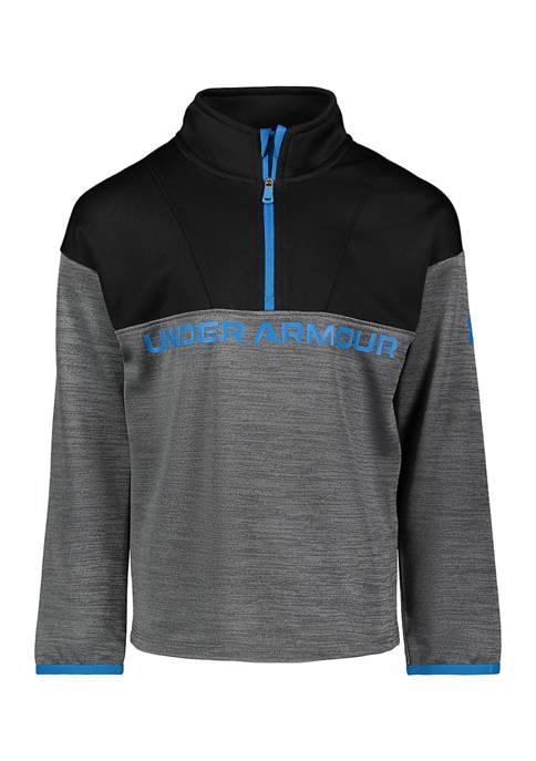 Boys 4-7 Twist Quarter Zip Pullover