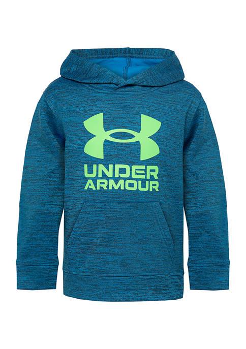 Under Armour® Boys 4-7 Twist Hoodie
