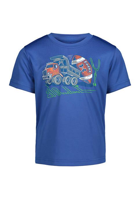 Boys 4-7 Short Sleeve Graphic T-Shirt