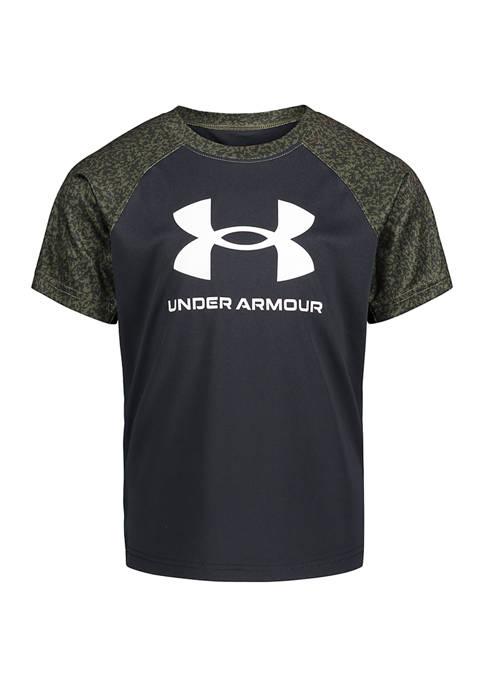 Under Armour® Boys 4-7 Short Sleeve Future Micro