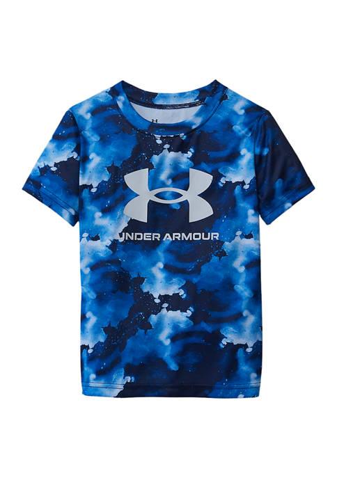 Under Armour® Boys 4-7 Allover Cloud Camo T-Shirt