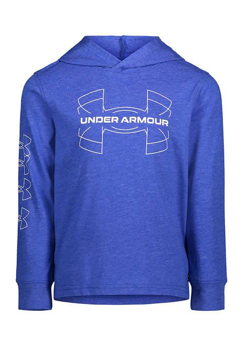 Under Armour® Boys 4-7 Echo Logo Hoodie