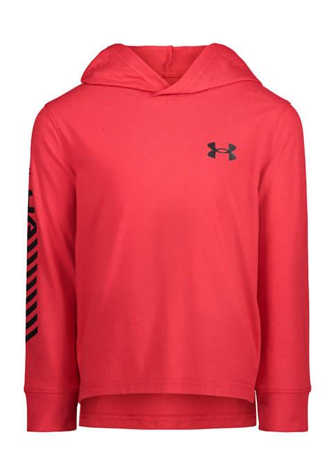 Boys 4-7 Streetwear Logo Hoodie