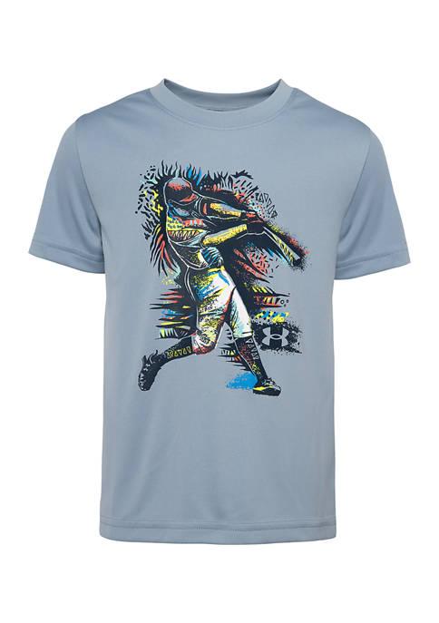 Under Armour® Boys 4-7 Home Run T-Shirt