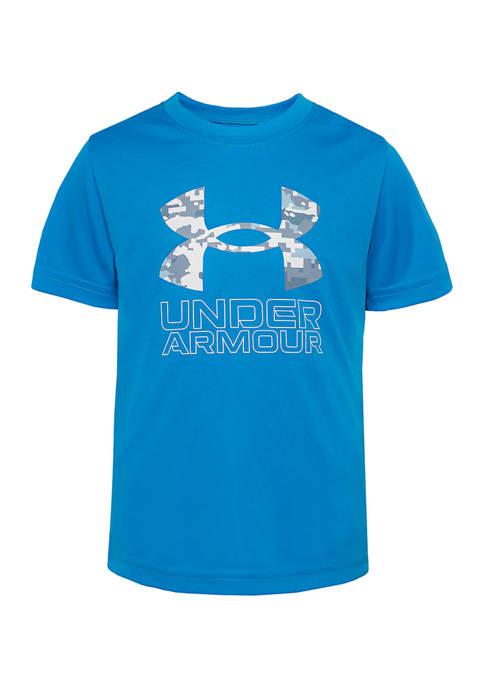 Boys 4-7 ABC Camo Big Symbol T-Shirt