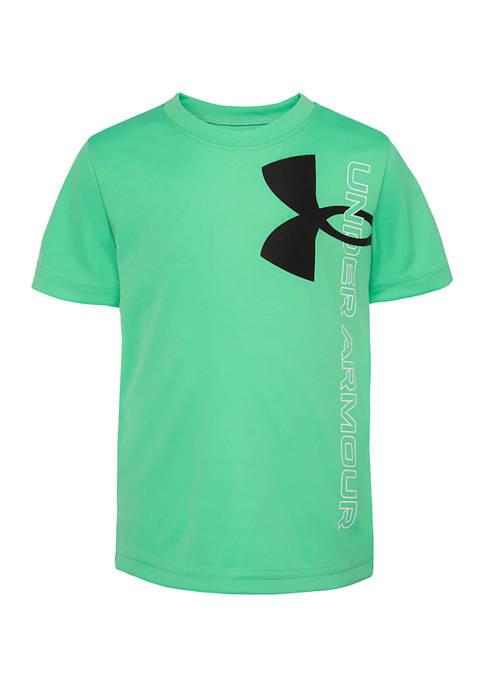 Under Armour® Boys 4-7 Split Symbol Short Sleeve