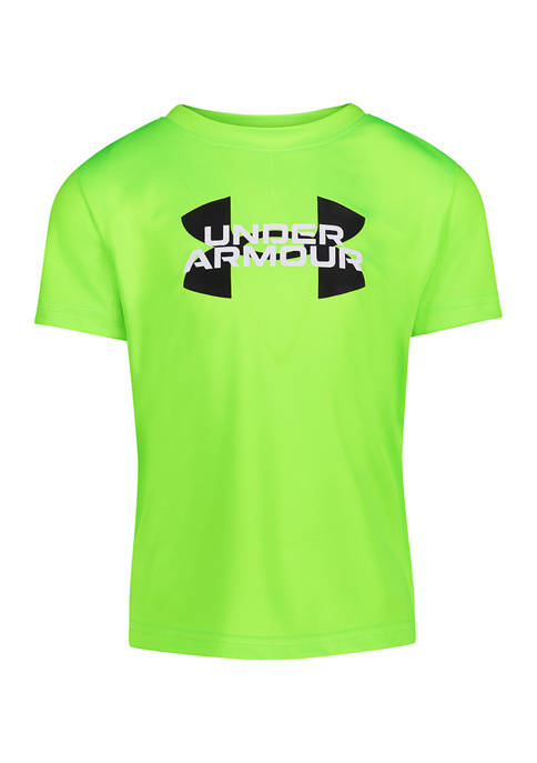 Under Armour® Boys 4-7 Logo Symbol Short Sleeve