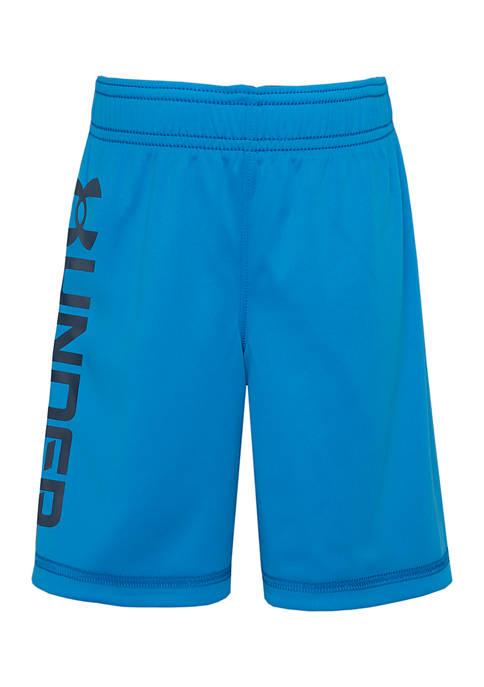 Under Armour® Boys 4-7 Rattle Pop Reversible Shorts