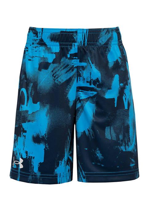 Under Armour® Boys 4-7 Rattleade Shorts