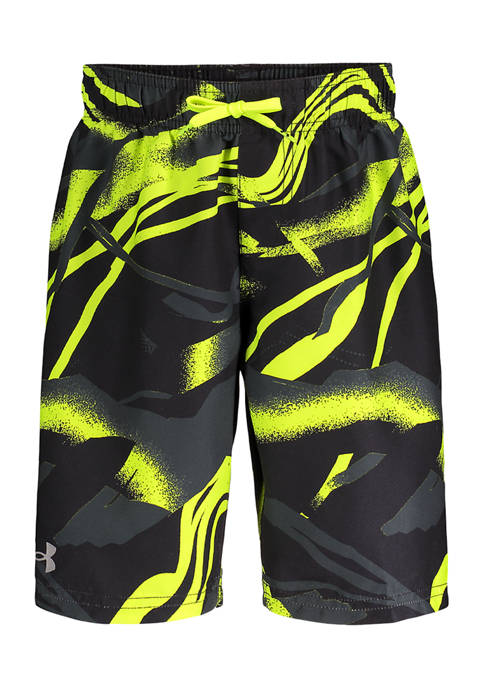 Under Armour® Boys 8-20 Broken Waves Swim Shorts