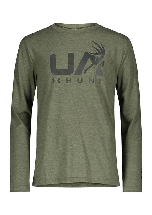 Boys 4-7 Antler Logo T-Shirt