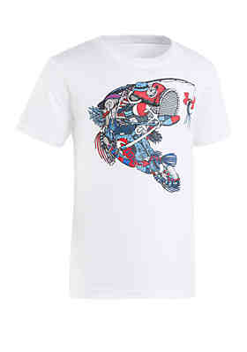 9b1093b3b26 Under Armour® Boys 4-7 Fishing Equipment Short Sleeve T Shirt ...