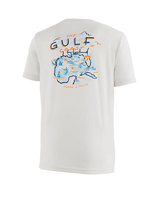 49d66e88 Under Armour® Boys 2-7 Gulf Coast Map Tee | belk