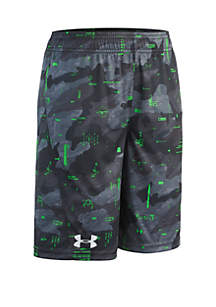 Under Armour® Boys 4-7 Terra Trek Camouflage Shorts