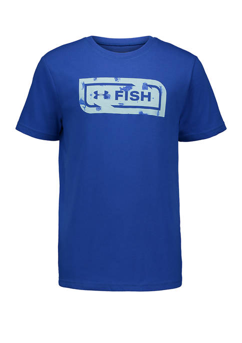 Boys 4-7 Bait & Tackle Fish T-Shirt