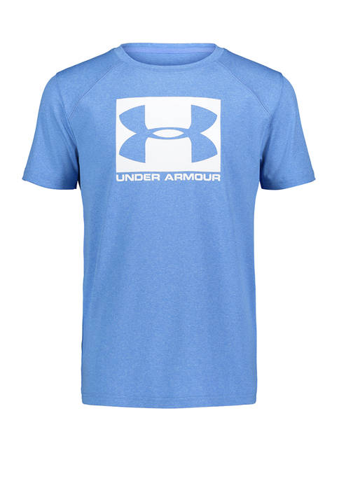 Under Armour® Boys 4-7 Short Break Short Sleeve