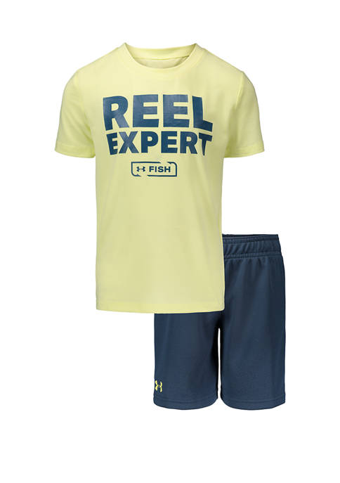 Under Armour® Boys 4-7 2 Piece Reel Expert