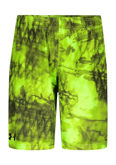 Boys 8-20 Sky Reaper Scales Shorts