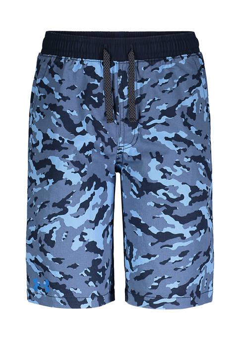 Boys 8-20 Camo Shorts