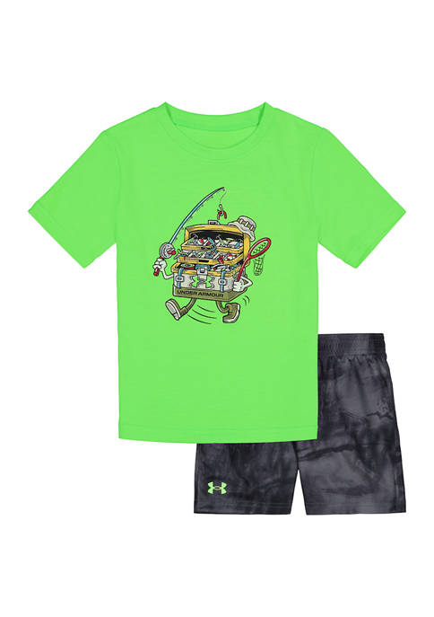 Under Armour® Boys 4-7 Tackle Box Graphic Set