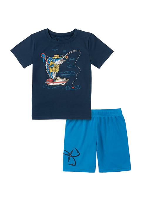 Under Armour® Boys 4-7 Marlin Fishing Set
