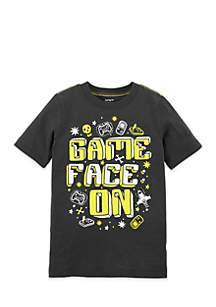 Boys 4-7 Game Face Short Sleeve Tee
