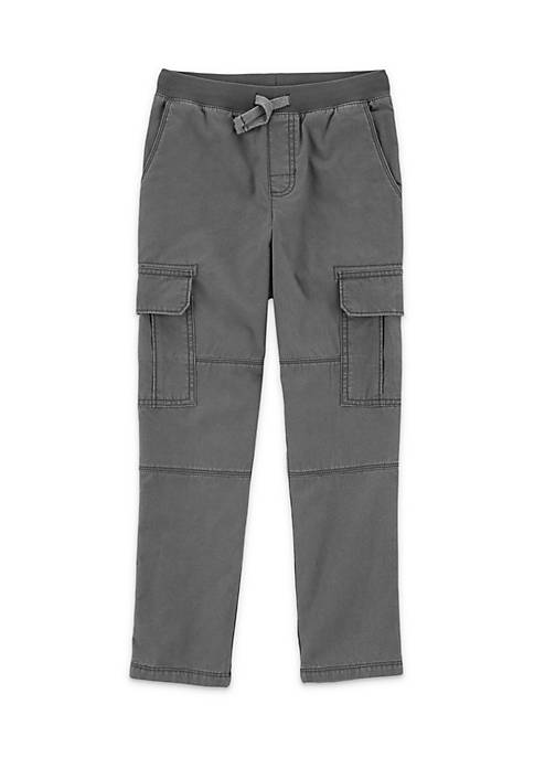 Carter's® Toddler Boys Woven Pull-On Pants