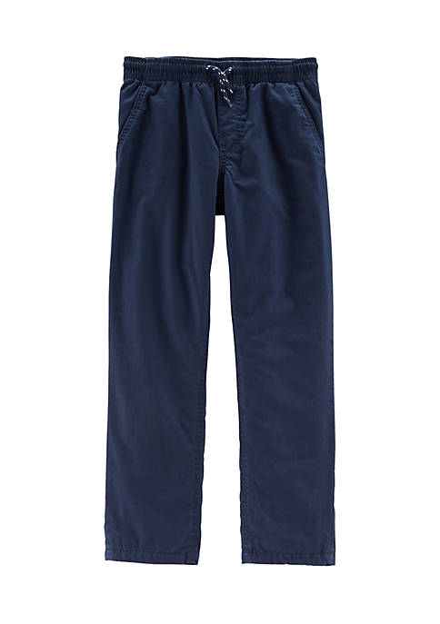 Carter's® Boys 4-7 Lined Pull-On Pants