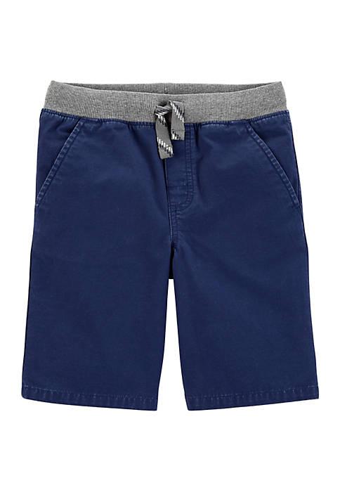 Carter's® Boys 4-7 Easy Pull On Dock Shorts